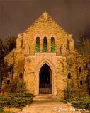 A historic church