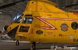 CH - 113 Labrador Search and Rescue Helicopter