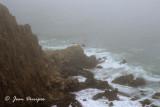 Foggy Southwest Head