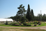 Display garden & greenhouse