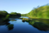 Chippewa River - multiple exposure