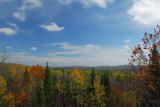 View of the Penokee Gogebic Range