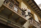 sacada em Quito (Quito balcony)