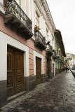 rua no centro histórico (street in the historical center)
