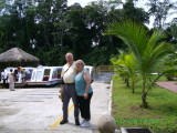 Dave and Jean in Costa Rica