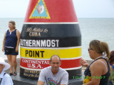 90 miles to Cuba -- Key West