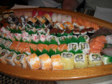 Sushi - Assorted kinds