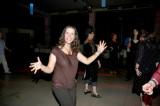 Vivi on the dance floor