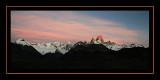 Sunrise from Mirador Condores