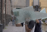 Glassman in Naples