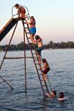 July 9, 2007 - Slip, sliding away
