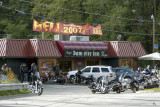 Biker hangout in Hell