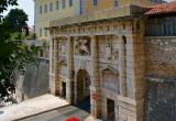 Land Gate In Zadar