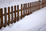Snow Well Fenced