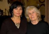 With Aunt Helena