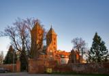 Abbey Church  In Czerwinsk