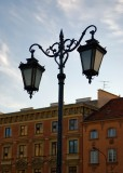 Old Town Lantern
