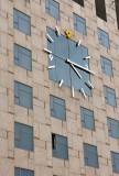 Plaza Hotel Clock