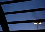 Moon, Star, Lantern