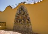 Casa Battlló - Terrace Detail