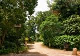 The Finca Güell Pavillions And Park