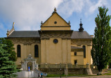 Zhovkva Church