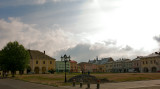 Market Place In Zhovkva
