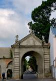 Glinska Gate In Zhovkva