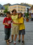 Tomek, Emi & Wiktor, Their Cousin