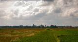 Panorama Of Zhovkva