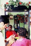 15 - Haircut