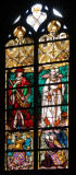 Basilica of the Holy Blood upper chapel window
