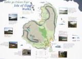 Eigg map