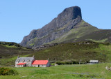 Galmisdale and the Scurr of Eigg