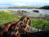 Eigg Old Harbour (by Ruth)