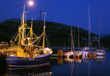 Nimrod and pontoon, Kinlochbervie