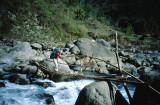 Nepal 2001 - Everest Trek - Tumlingtar to Jiri