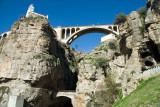 Constantine - Pont du Diable (en bas)