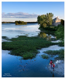 1000 Iland River in Quebec