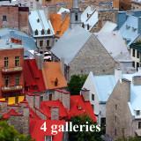 Quebec City and around