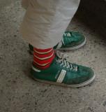 Love the socks !?!