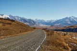 Upper Rangitata Valley - Mt Potts - Edoras
