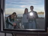Sausalito mirror view