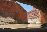 Colorado River Rafting 8/07 -- Camping and Side Trips