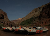 Colorado River Rafting 8/07 -- Night Sky