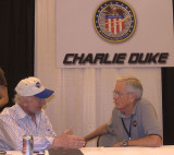 Buzz Aldrin Chats With Charlie Duke: Apollo 16