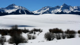 San Juan Mountains and Snowfield
