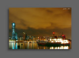 Between Ma Wan Channel and Rambler Channel, Hong Kong