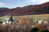 Countryside Fall Season