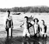 image-11.jpg Lake Arrowhead. Rose, Charles,Maggie, Frank